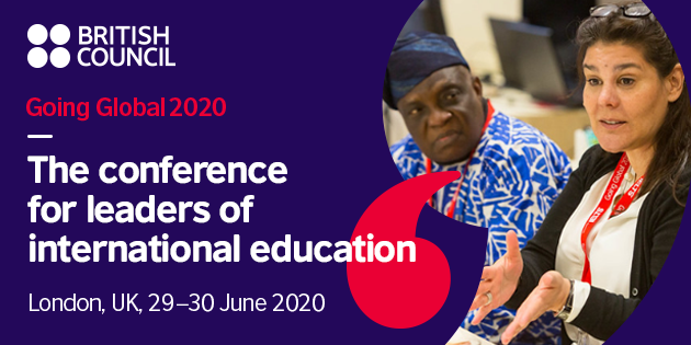British Council shifts Going Global 2020 event to online conference