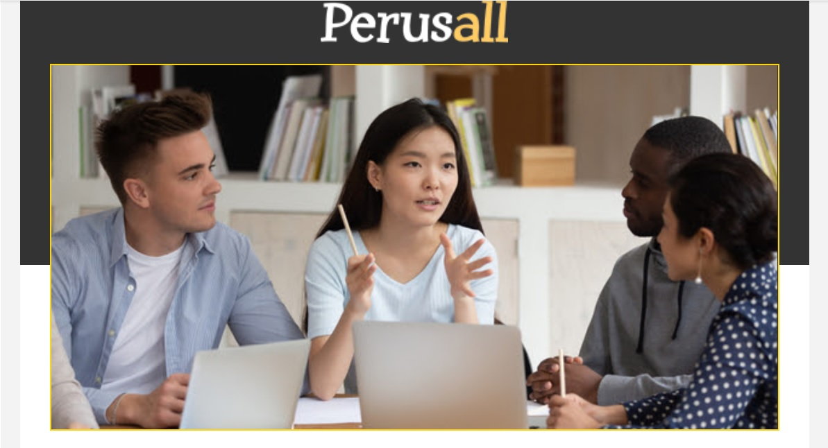 Collaborative reading: Perusall webinars