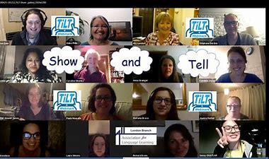 TiLT forthcoming webinar series in 2021